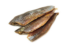 Dried fish fillets Stock Photography
