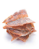 Dried fish snack Royalty Free Stock Photo