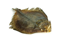 Dried flatfish Stock Image