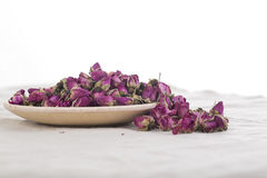 Dried flowers roses Stock Photography