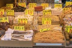 Dried_Food Arkivbilder