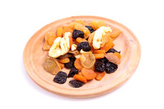 Dried fruit. Royalty Free Stock Photography