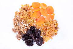 Dried fruit Stock Images