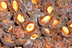 Dried fruit Stock Photo