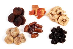 Dried fruit Royalty Free Stock Photography