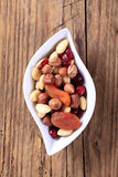 Dried Fruit And Nuts Stock Images