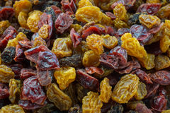 Dried fruit combo Stock Photos