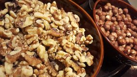 Dried fruit. Healthy food Royalty Free Stock Photography