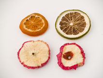 Dried fruit slices Stock Photo