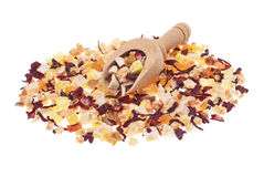 Dried fruit tea Stock Photo