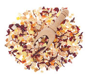 Dried fruit tea Royalty Free Stock Photography