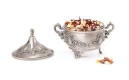 Dried fruit tea Royalty Free Stock Image