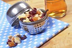 Dried fruit tea Stock Photography
