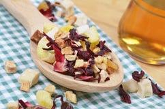 Dried fruit tea Stock Photos