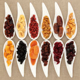 Dried Fruit Variety Royalty Free Stock Photos