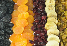 Dried fruit Royalty Free Stock Image
