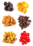 Dried Fruit Variety IV Stock Image