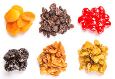 Dried Fruit Variety VII Royalty Free Stock Photography