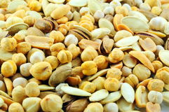 Dried fruits Royalty Free Stock Images