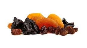 Free Dried Fruits Royalty Free Stock Photo - 40019895
