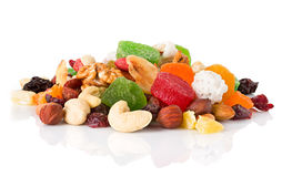 Free Dried Fruits Stock Photography - 41593362