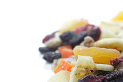 Dried fruits. This is a photo of some dried fruits Royalty Free Stock Images