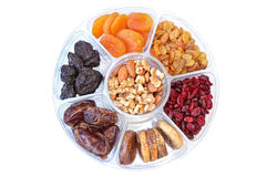 Free Dried Fruits And Nuts Royalty Free Stock Images - 53225129