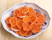 Dried fruits. Stock Image