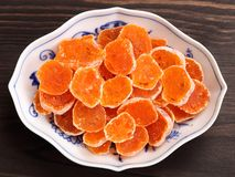 Dried fruits. Royalty Free Stock Photos