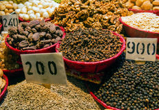 Dried Fruits India Stock Image