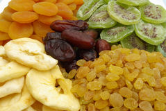 Dried fruits mix Stock Photos