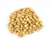 Dried of garbanzo beans Stock Photo