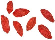 Dried Goji berries Stock Photos
