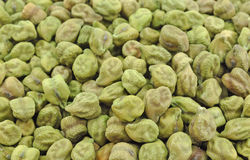 Dried green grams Stock Photos