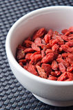Healthy Goji Royalty Free Stock Photos
