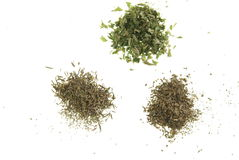 Dried Herbs Stock Photography