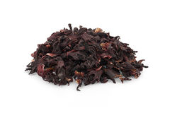 Dried Hibiscus Flower Royalty Free Stock Photos