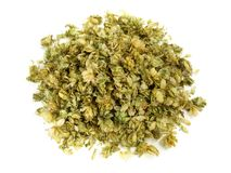 Dried Hop - Healthy Nutrition stock photography