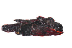 Dried Hot Peppers Royalty Free Stock Photos
