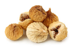 Dried iranian figs Royalty Free Stock Photo
