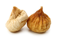 Dried iranian figs Royalty Free Stock Photos