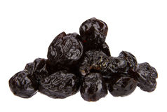 Dried jujube Royalty Free Stock Photos