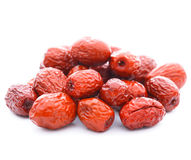 Dried jujube fruits Royalty Free Stock Photo