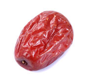 Dried jujube fruits Royalty Free Stock Images