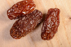 Dried jujube Stock Images