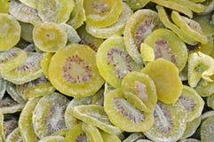 Dried Kiki Fruit Snack Royalty Free Stock Photography