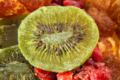 Dried kiwi Royalty Free Stock Images