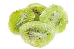 Dried kiwi fruit Royalty Free Stock Photography