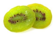 Dried kiwi fruit Stock Photos