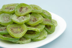 DRIED KIWI SLICES Stock Photos